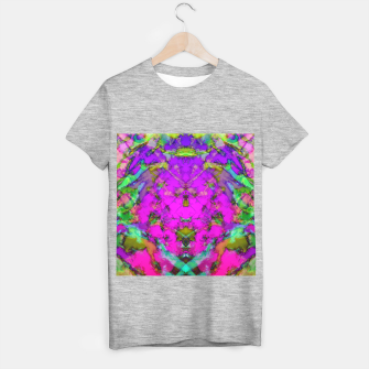 Little pink symmetry T-shirt regular thumbnail image