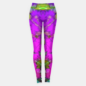 Little pink symmetry Leggings thumbnail image