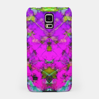 Little pink symmetry Samsung Case thumbnail image