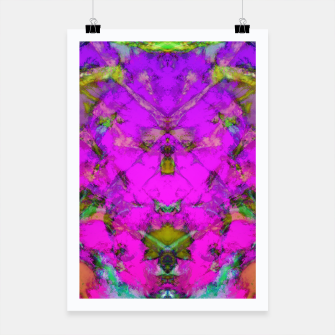 Little pink symmetry Poster thumbnail image
