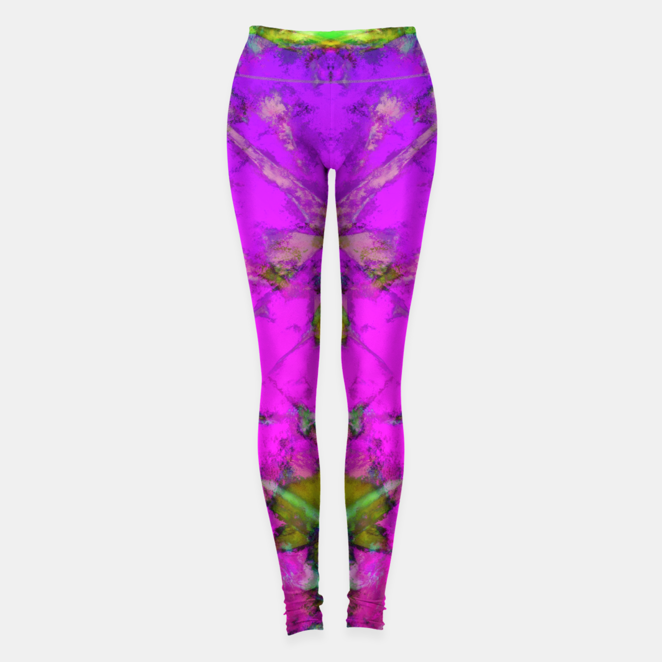Image of Little pink symmetry Leggings - Live Heroes
