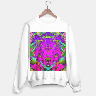 Thumbnail image of Little pink symmetry Sweater regular, Live Heroes