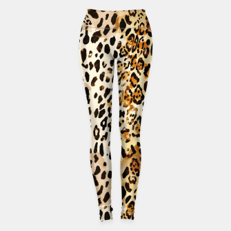 Thumbnail image of Leopard print 02 Leggings, Live Heroes