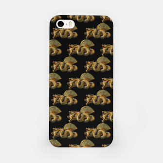 Thumbnail image of Dragons Motif Print Pattern iPhone Case, Live Heroes