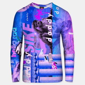 Thumbnail image of Hella rad n sike daddy. Unisex sweater, Live Heroes