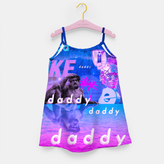 Thumbnail image of Hella rad n sike daddy. Girl's dress, Live Heroes