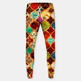 Thumbnail image of Epic Colored Traditional Moroccan Artwork. Sweatpants, Live Heroes