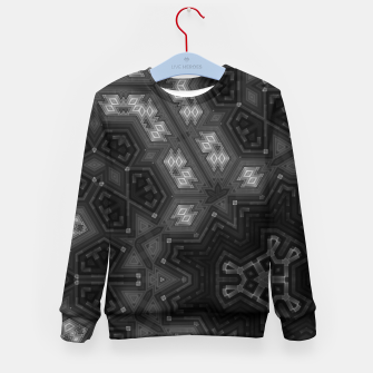 Thumbnail image of Chip Dome Kid's sweater, Live Heroes