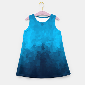 Thumbnail image of Deep Ocean Girl's summer dress, Live Heroes