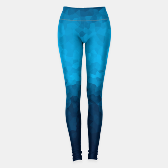 Thumbnail image of Deep Ocean Leggings, Live Heroes