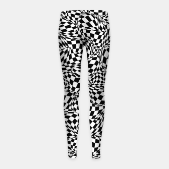 Thumbnail image of Eyesore Girl's leggings, Live Heroes