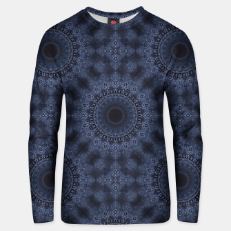 Thumbnail image of Blue sphere Unisex sweater, Live Heroes