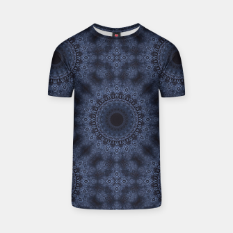 Thumbnail image of Blue sphere T-shirt, Live Heroes