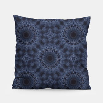 Thumbnail image of Blue sphere Pillow, Live Heroes