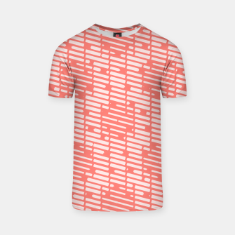 Thumbnail image of Lines elements T-shirt, Live Heroes