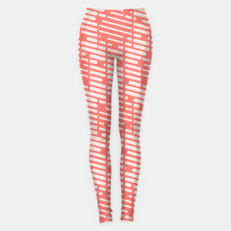 Miniaturka Lines elements Leggings, Live Heroes