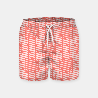 Miniaturka Lines elements Swim Shorts, Live Heroes