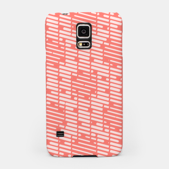Thumbnail image of Lines elements Samsung Case, Live Heroes