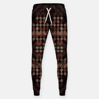 Thumbnail image of Triangles Mosaic Sweatpants, Live Heroes