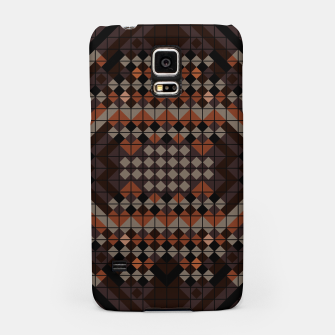 Thumbnail image of Triangles Mosaic Samsung Case, Live Heroes