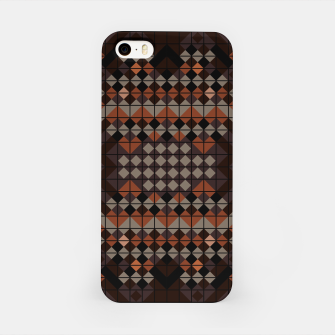 Thumbnail image of Triangles Mosaic iPhone Case, Live Heroes