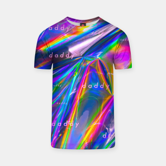 Thumbnail image of Daddy on 303 acid.  T-shirt, Live Heroes