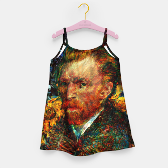 Miniature de image de vincent van gogh Girl's dress, Live Heroes