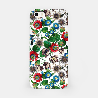 Miniatur Botanical Flowers iPhone Case, Live Heroes