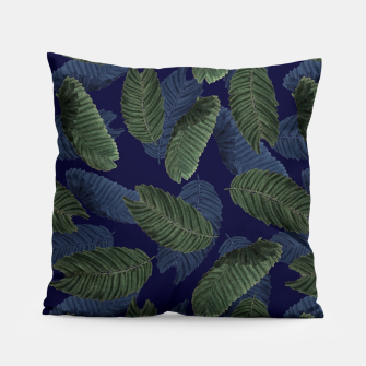 Miniatur Leaves Pillow, Live Heroes