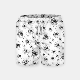 Thumbnail image of Dandelions abstract Swim Shorts, Live Heroes