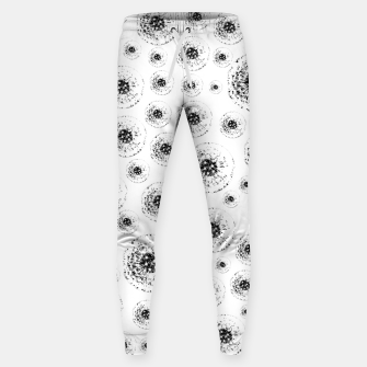 Thumbnail image of Dandelions abstract Sweatpants, Live Heroes