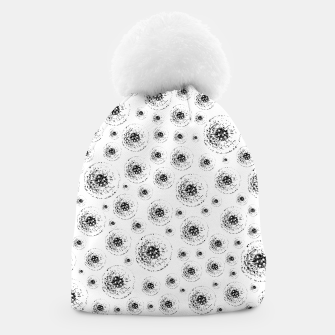 Thumbnail image of Dandelions abstract Beanie, Live Heroes