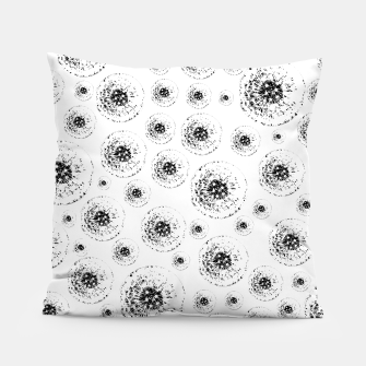 Thumbnail image of Dandelions abstract Pillow, Live Heroes