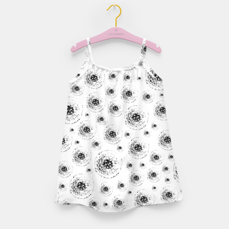 Thumbnail image of Dandelions abstract Girl's dress, Live Heroes