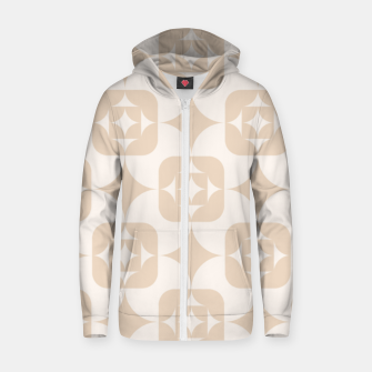 Elegant Wallpaper Zip up hoodie thumbnail image