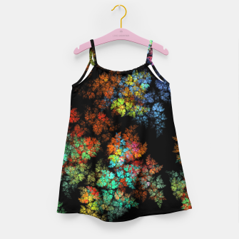 Thumbnail image of Glowing leaves Girl's dress, Live Heroes