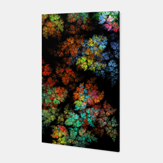 Thumbnail image of Glowing leaves Canvas, Live Heroes