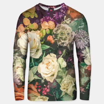 Thumbnail image of Floral Bunch Unisex sweater, Live Heroes