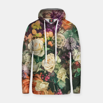 Thumbnail image of Floral Bunch Hoodie, Live Heroes
