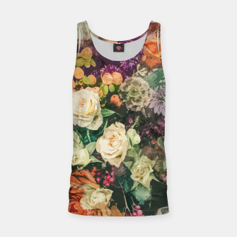 Thumbnail image of Floral Bunch Tank Top, Live Heroes