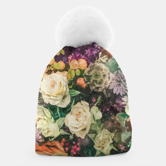 Thumbnail image of Floral Bunch Beanie, Live Heroes