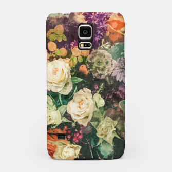 Thumbnail image of Floral Bunch Samsung Case, Live Heroes
