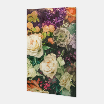 Thumbnail image of Floral Bunch Canvas, Live Heroes