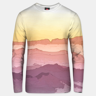 Thumbnail image of Mountain Waves Unisex sweater, Live Heroes
