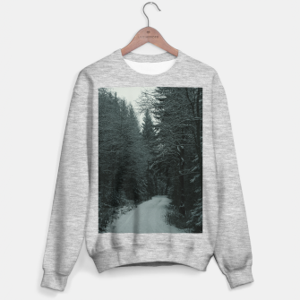 Miniatur Winter path Sweater regular, Live Heroes