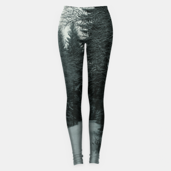 Miniatur Winter path Leggings, Live Heroes