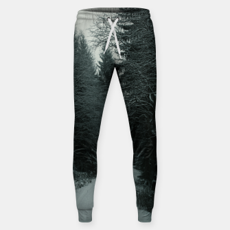 Miniatur Winter path Sweatpants, Live Heroes