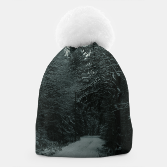 Miniatur Winter path Beanie, Live Heroes