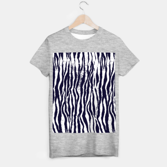 Animal Texture T-shirt regular Bild der Miniatur