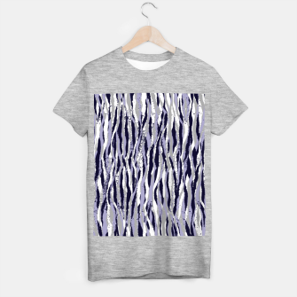 Miniatur Animal Texture T-shirt regular, Live Heroes